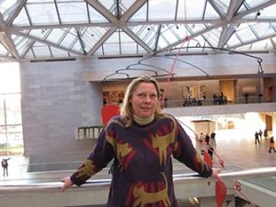 Palo Alto architect Sissela Malmstrom