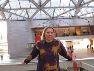 About Palo Alto CA architect Sissela Malmstrom