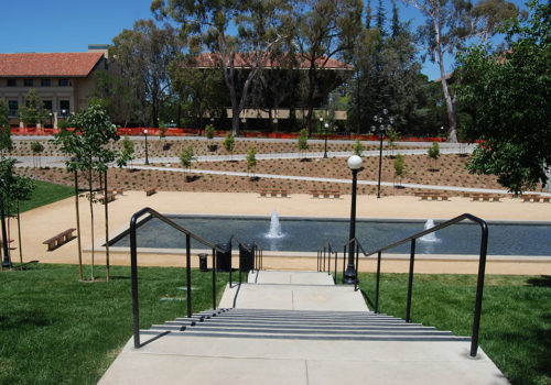 Building Demolition and Park Installation at Stanford University- Terman Engineering Site