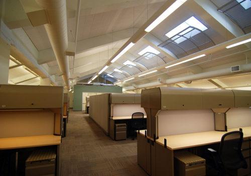 Stanford University McCullough Interior Remodel
